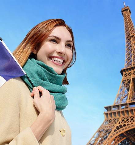 France Schengen Visa from UK